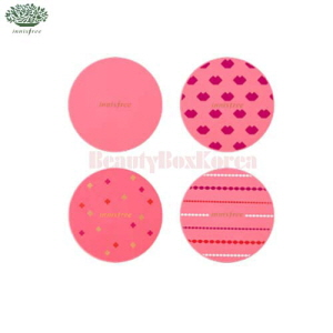 INNISFREE  My Cushion Case - Coral pink  Case 4colors 1ea[Pink Limitd Edition]